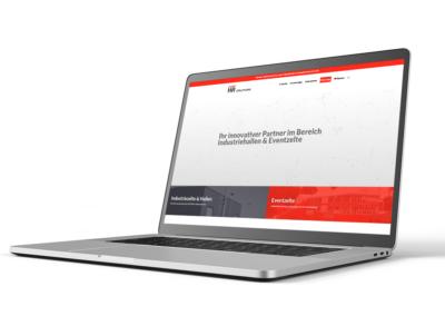 Webseite HR-Structures GmbH