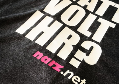 T-Shirts für den Sommer