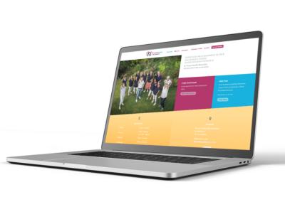 Webseite & Logo Hausarztpraxis-Lauterbach